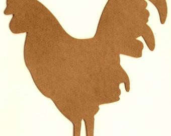 340x270 Chicken Cutout Etsy