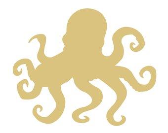 340x270 Octopus Cutouts Etsy
