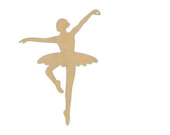 340x270 Wooden Ballerina Etsy