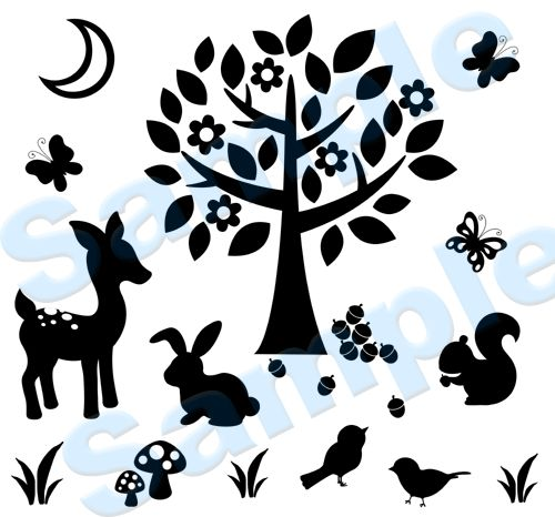 500x466 33 Best Silhouette Images On Silhouettes, Animal