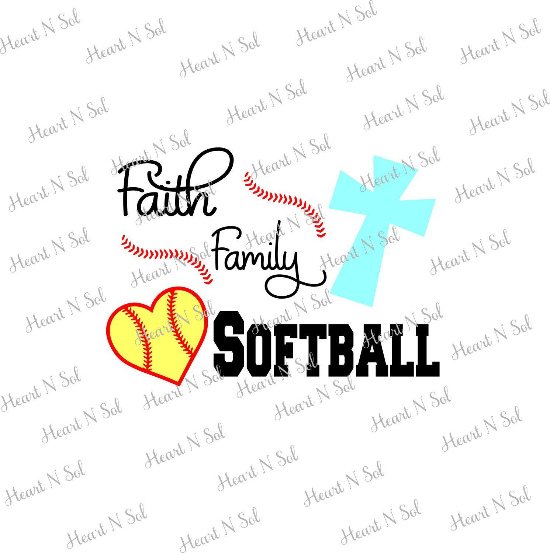 1491x1500 Softball, Softball Mom, Faith, Family, Softball Word Art, Softball