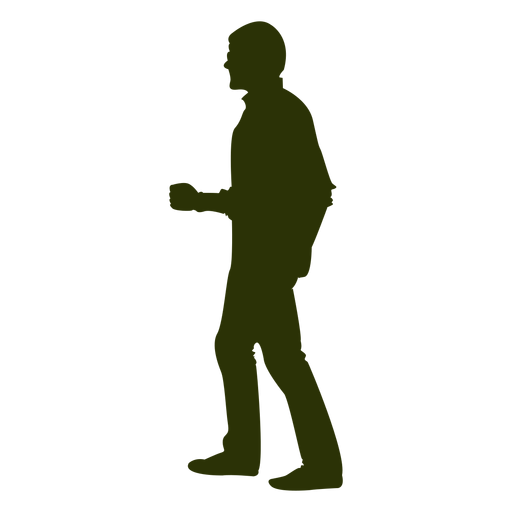 512x512 Png Silhouette Man Transparent Silhouette Man.png Images. Pluspng