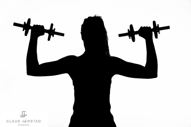 640x427 Female Workout Clipart