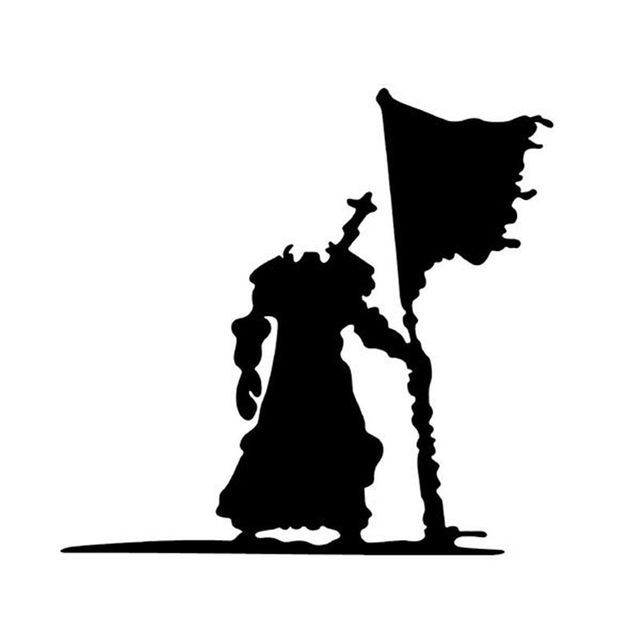 World Of Warcraft Silhouette