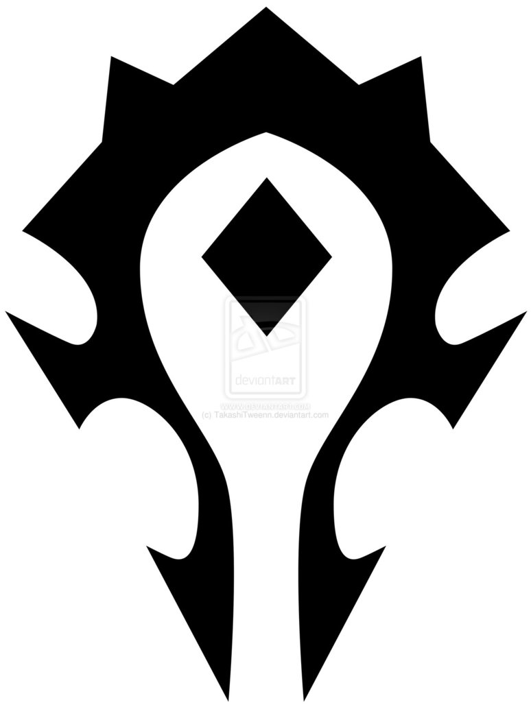 774x1031 World Of Warcraft Horde Logo Some Of The Best World Of Warcraft