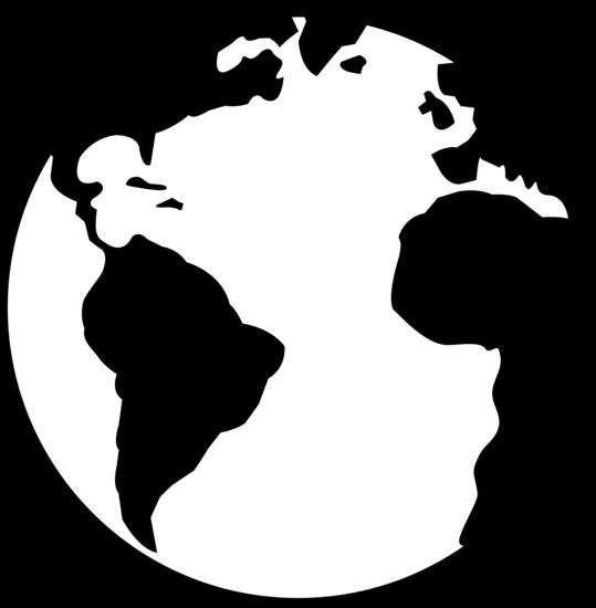 539x550 Ingenious Idea Globe Clipart My Little Pony Pictures World 1 Black