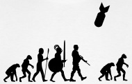 190x122 Human Evolution Restart (World War 3) By Tshirtdesigns Spreadshirt