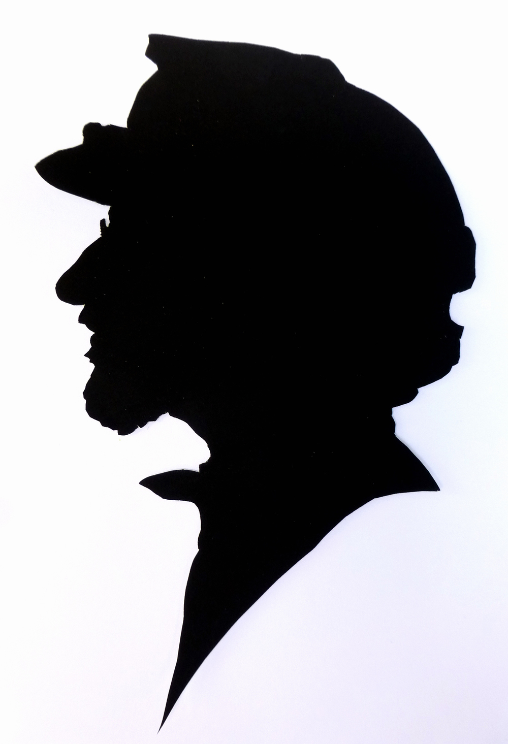 1000x1465 Silhouettes By Hand Examples