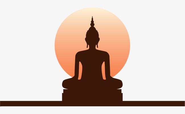 650x400 Sunrise Buddha, Hand Painted Thailand, Thailand Features, Thailand