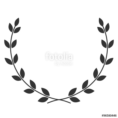 Wreath Silhouette