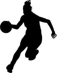236x298 Basketball Dunk Silhouette Canvas Crafts