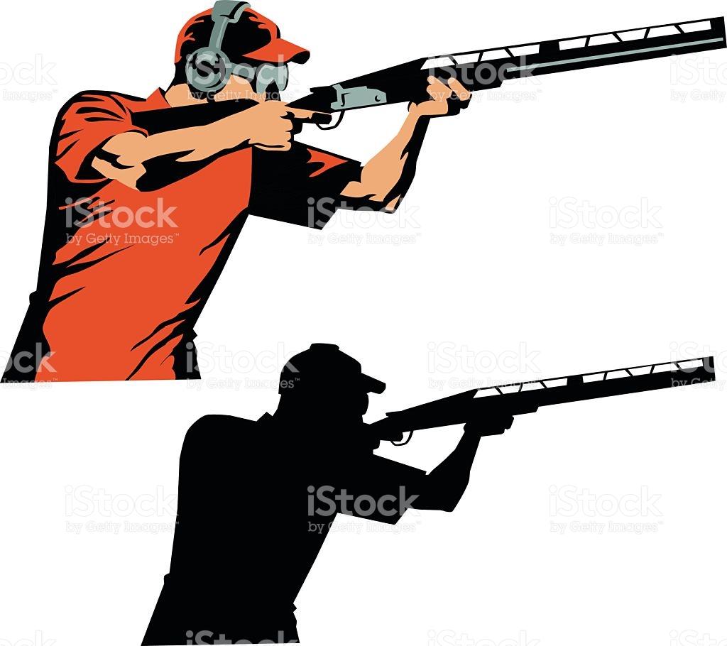1024x910 Sniper Clipart Silhouette'23443
