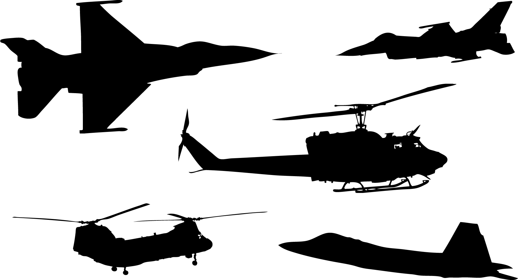 1788x968 Army Aircraft Clipart