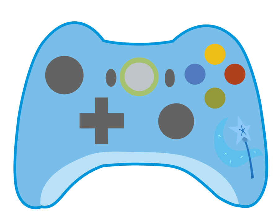 Xbox One Controller Silhouette at GetDrawings | Free download