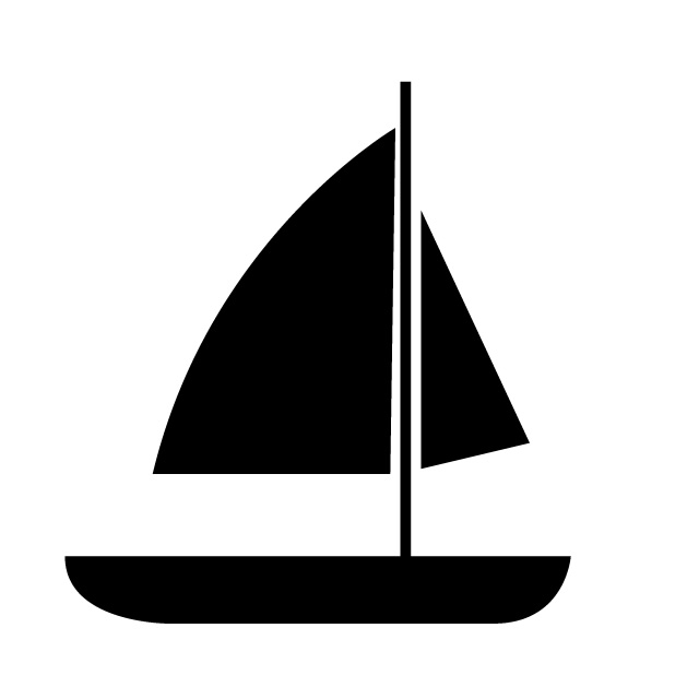 640x640 Yacht Ship Free Icon Mark Illustration