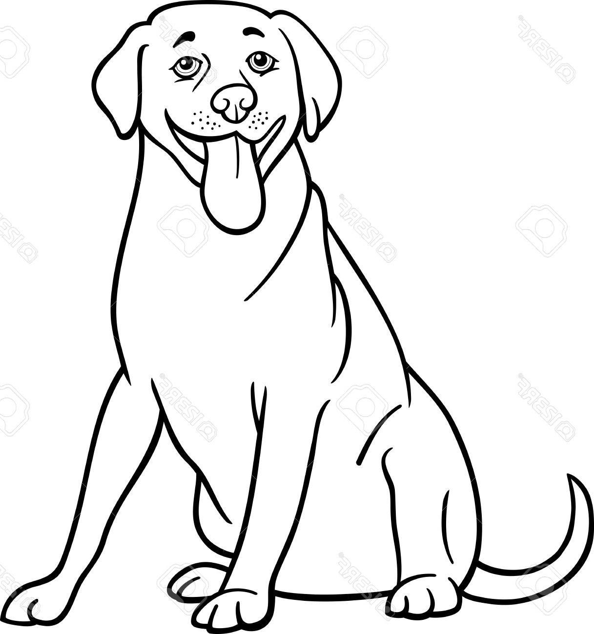 1217x1300 Lab Dog Clipart Free Silhouette Our Labrador Retriever Breed