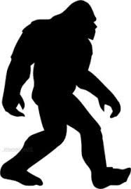 187x269 Image Result For Yeti Silhouette Silhouettes