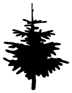 236x305 Pine Cone Tattoo With Ski Track