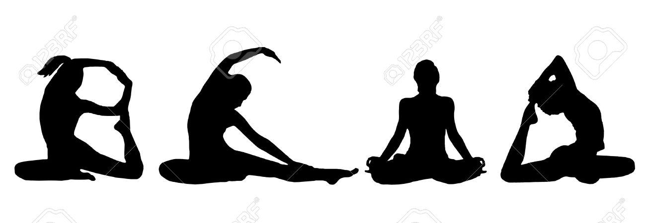 1300x450 Meditation Clipart Position