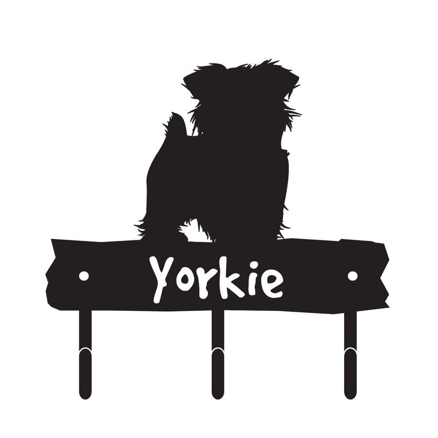 900x900 Silhouette Images Of Yorkies