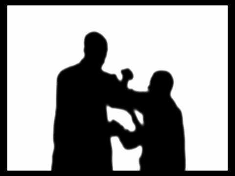 480x360 Wing Chun Silhouette