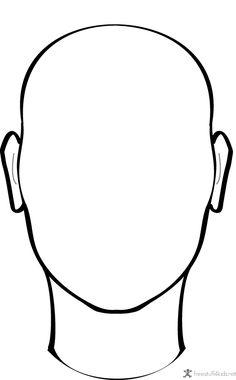 Zebra Head Silhouette