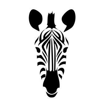 340x340 Free Silhouette Vector Mammals, Animal