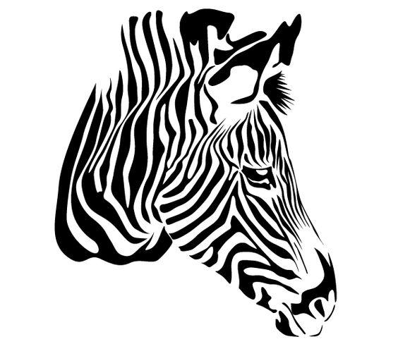 564x488 Free Download Zebra Silhouette Circus Clip Art