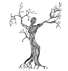 219x230 Image Result For Woman Tree Silhouette Tattoo Ideas