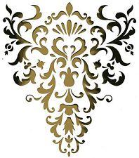 198x225 Wandschablonen Schablone Wandtattoo Ornament Xl Ornamente