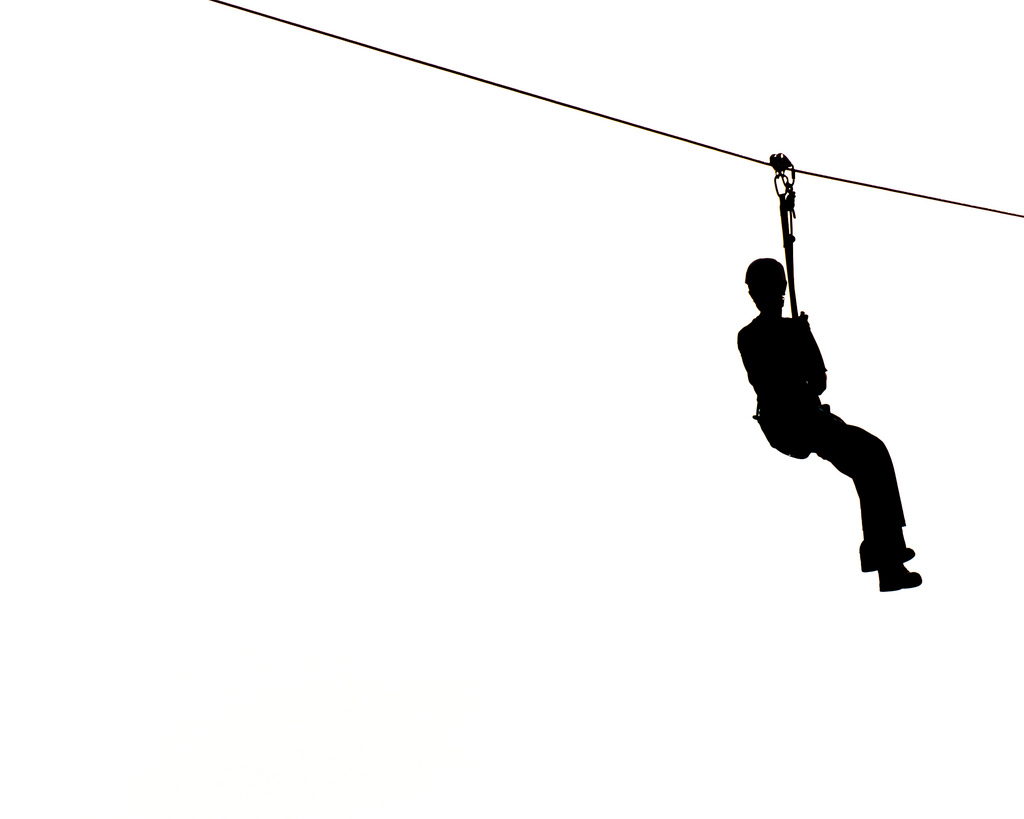 1024x819 The World's Best Photos Of Silhouette And Zipline