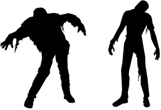 538x368 Zombies Vector Free Vector Download (57 Free Vector)