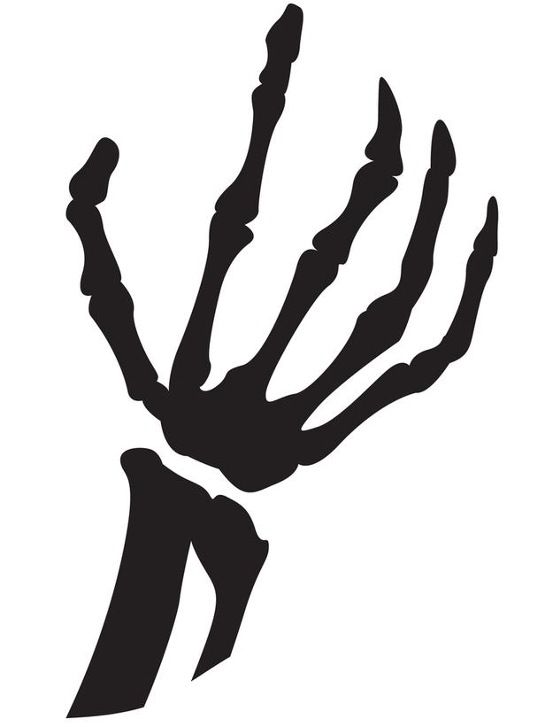 616x821 Hand Clipart Halloween