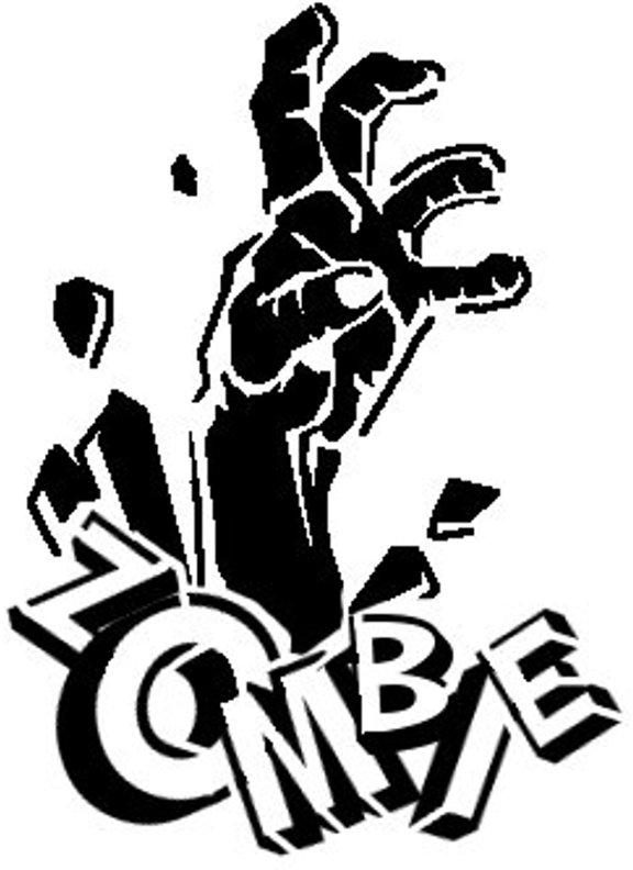 576x792 Zombie Hand