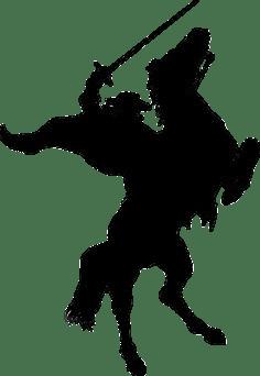 236x342 Zorro Silhouette Transparent Png