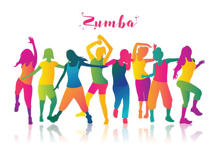 700x490 Zumba Free Vector Art