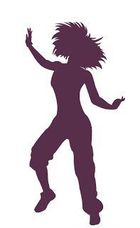 197x320 Free Zumba Dancers Vector Zumba Dancers