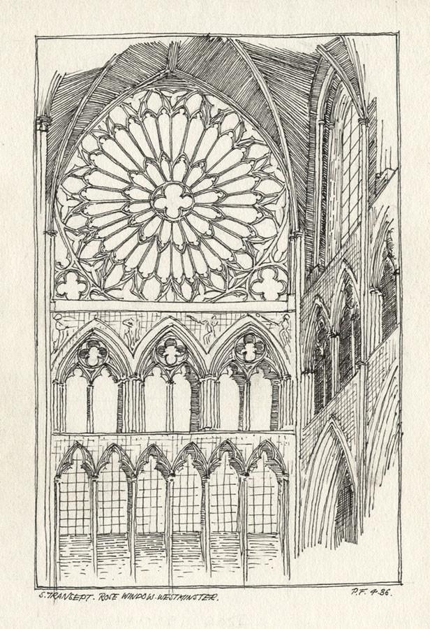 616x900 Patrick Faulkner, Window, Westminster Abbey
