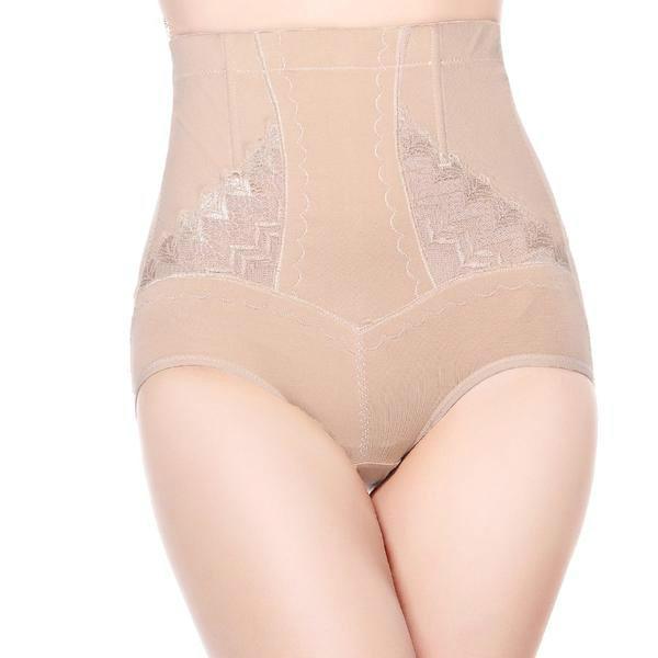 600x600 High Waist Underwear Abdomen Drawing Pants Butt Lifting Control