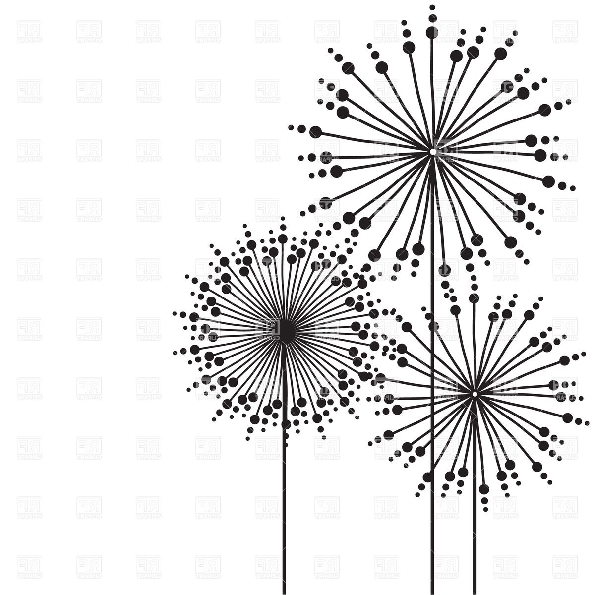 1200x1200 Drawings Of Abstract Flowers Simple Abstract Flower Drawings