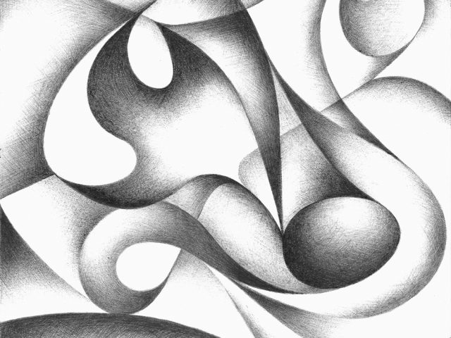 640x480 Easy To Draw Abstract Designs Drawn Line Art Abstract Art