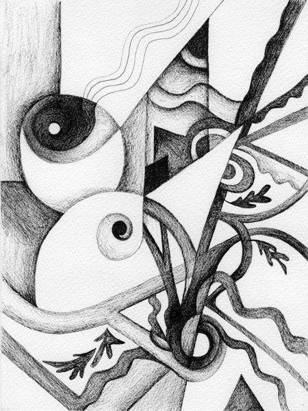 450x600 Drawings Susan Cohen Thompson