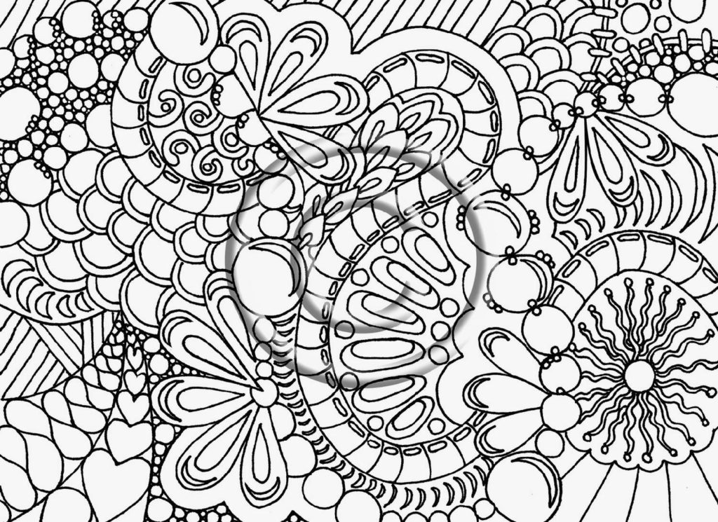 1024x745 Abstract Eye Coloring Pages Free Printable Coloring Pages