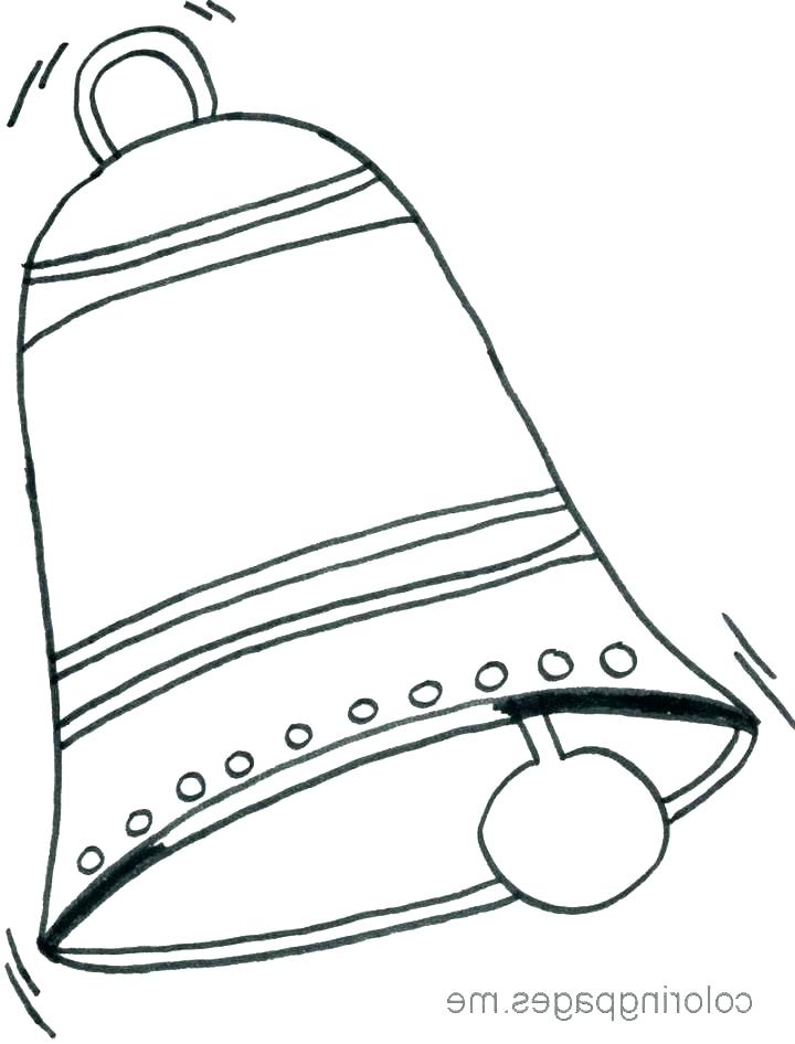 720x946 Liberty Bell Coloring Page Bells Pages In Addition To Drawing