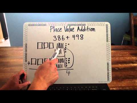 480x360 Collection Of Addition Place Value Drawing High Quality