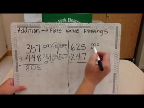 480x360 Addition Place Value Drawings