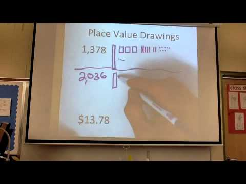 480x360 Place Value Drawings