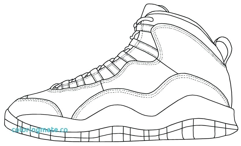835x506 Shoe Coloring Click To See Printable Version Of Lady Shoes Shoe