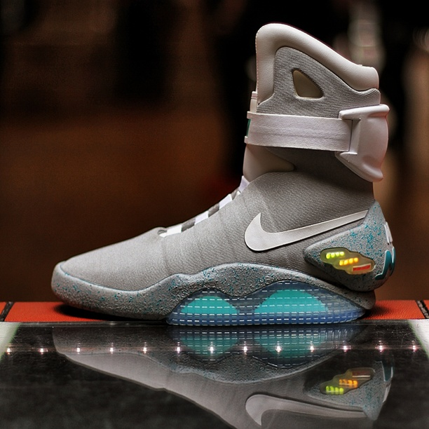 612x612 23 Best Air Mags Images On Nike Air Mag, Back To