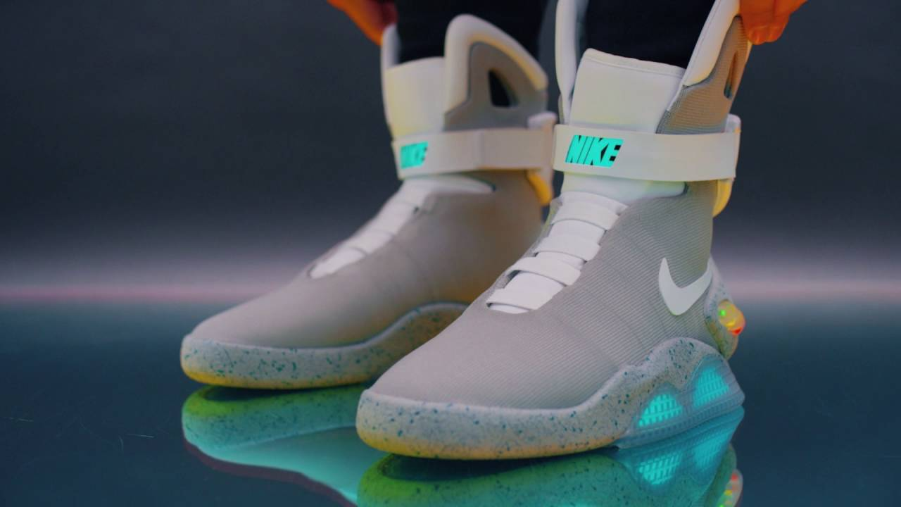 1280x720 Nike Is Releasing Limited Edition Nike Mag Self Lacing